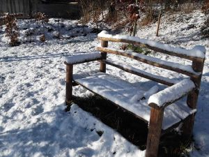 Premier jour de neige