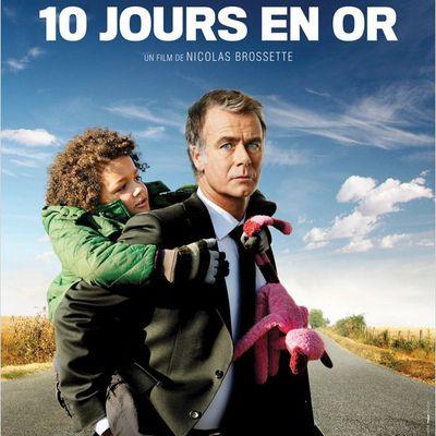 10 jours en or de Nicolas Brossette (Metropolitan FilmExport)