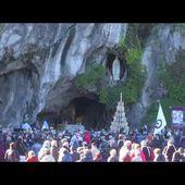 Messe depuis la Grotte de Lourdes du jeudi 14/10/2021.
