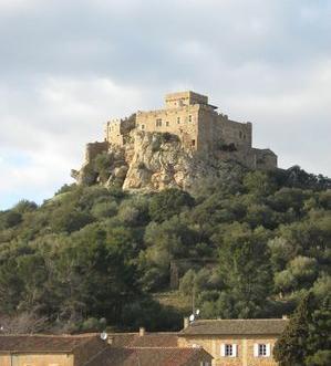 Château de Saint Martin de Toques