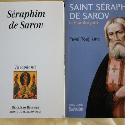 Saint SERAPHIM DE SAROV : Quelques pensées...