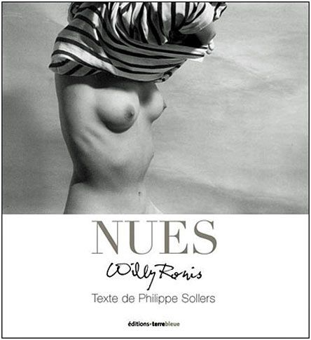 Coup de coeur... Philippe Sollers et Willy Ronis