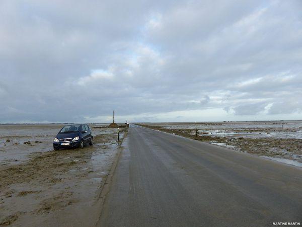 Le passage du Goix / Île de Noirmoutier
