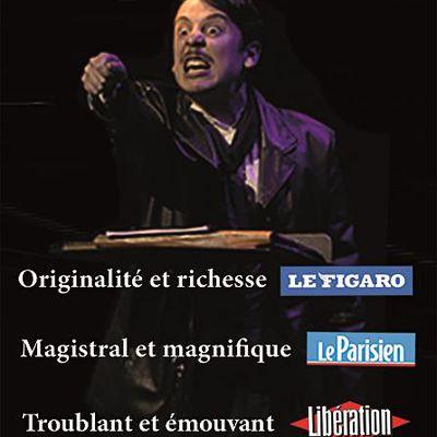 VIENNE 1913 au théâtre des Gémeaux – Avignon OFF