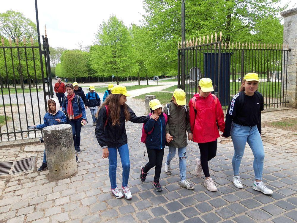 Séjour Paris 2019 : Mercredi 24 avril