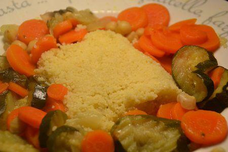 Recettes cookeo weight watchers : couscous aux épices douces