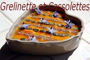 Compote d'Abricots au Rapadura et Graines de Courges