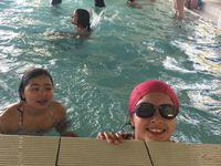 Gîte d'Audinghen - sortie piscine - 19-04/2017