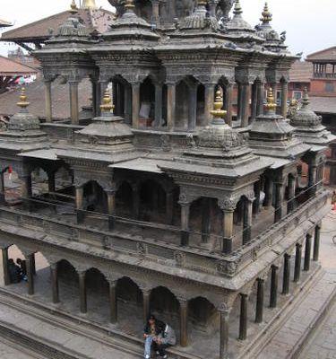 Patan et son architecture ....