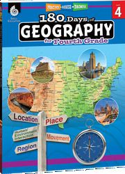 (ePub) DOWNLOAD FREE 180 Days of Geography for Fourth Grade: Practice, Assess, Diagnose By Chuck Aracich Online Book