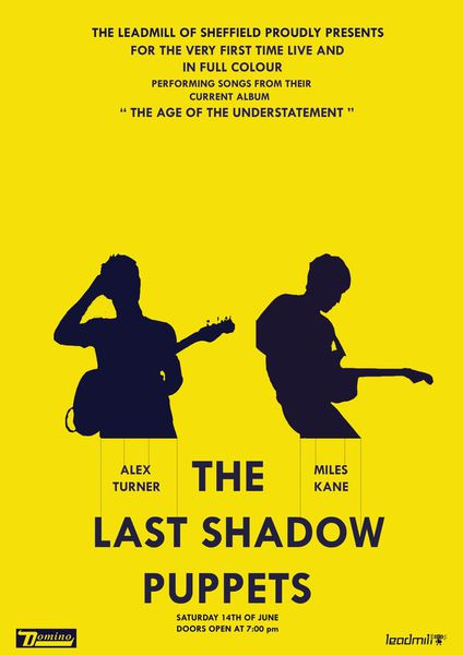 Mes classiques : The Last Shadow Puppets & The Age of the Understatement