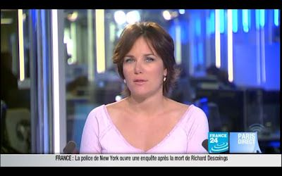 2012 04 04 @06H30 - HELENE DROUET, FRANCE 24, PARIS DIRECT