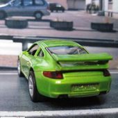 PORSCHE 911 CARRERA S SIKU 1/60 - car-collector.net