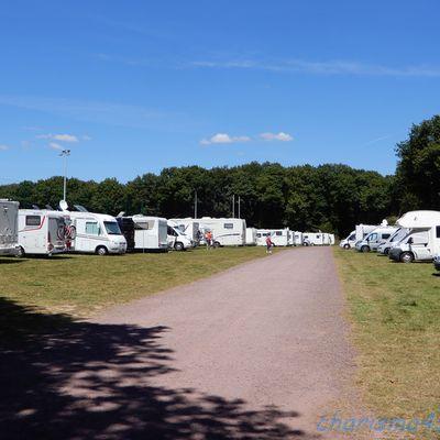 Paimpont, 35 Ile et Vilaine (Aires de camping-car)