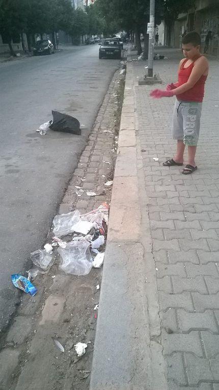 Les photos de la honte: Le Bardo. Avenue de la Liberté. Boukornine. Ezzahra. Ennasr. Megrine.