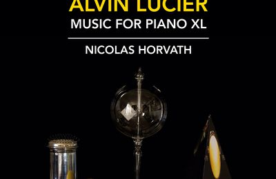 Alvin Lucier - Music for piano XL
