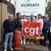 Communiqué de la CGT Korian Villa Evora à Chartres. - Le blog des salarié-es de Korian