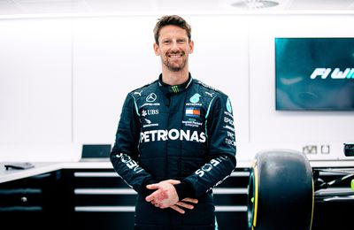 Mercedes tient sa promesse envers Romain Grosjean