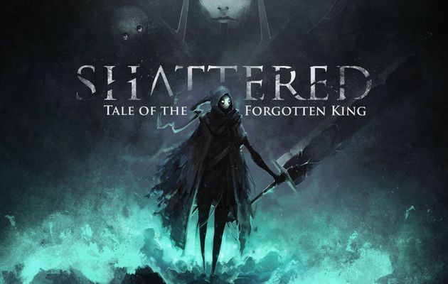 [ACTUALITE] Shattered - Tale of the Forgotten King disponible sur Steam en Early Access
