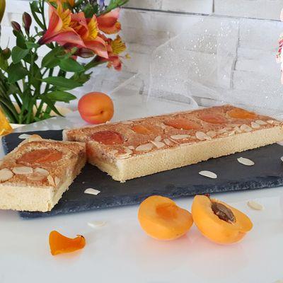 Tarte amandine aux abricot