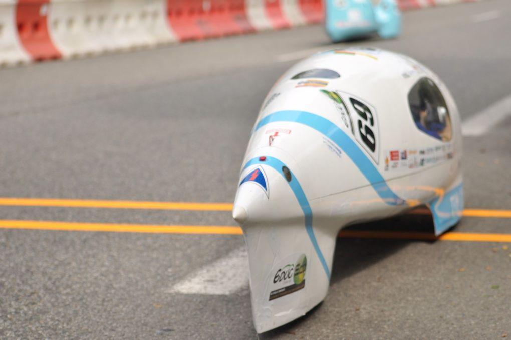 Educ-Eco 2014 Colomiers, Haute-Garonne TIM 04: 1er solaire ex-aequo avec 7674km/l TIM 05: premier ethanol avec 2266km/l