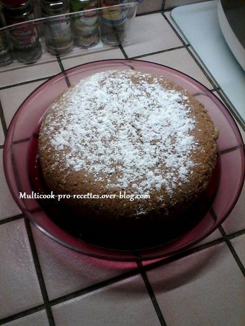 Gâteau sans lait ni gluten