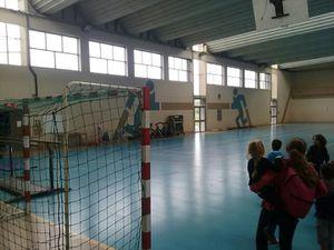 Centre Jean Zay: caserne des pompiers de Tourcoing