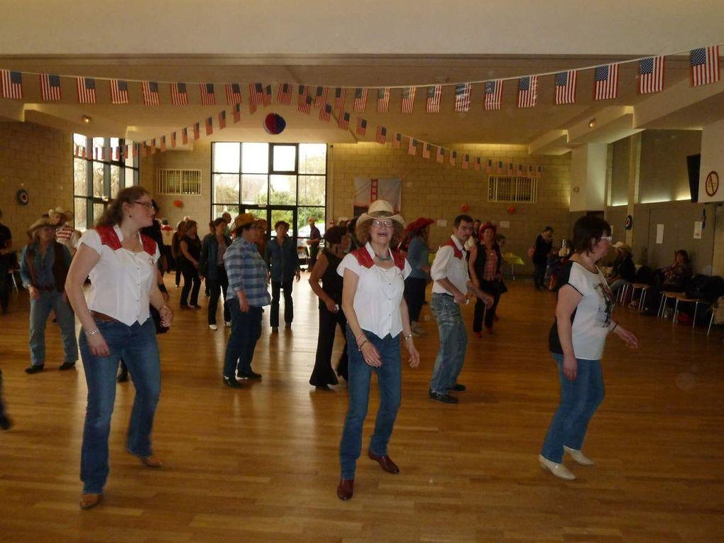 Photos du bal de dimanche 07 février à Ploubezre