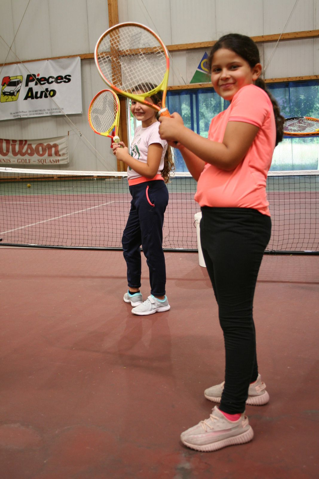 Stage Tennis-6/8 ans