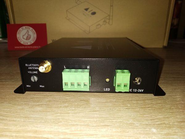 découverte de  l'amplificateur streamer multiroom Triangle AIO Pro A50 @ Tests et BonsPlans