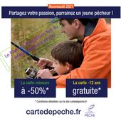 """""""Le Pêcheur Barbezilien"""" accepte l'offre parrainage 2021 - AAPPMA """"Le Pêcheur Barbezilien"""""""