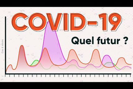 Coronavirus : 3 scénarios possibles pour le futur de la pandémie