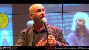 Au Pari avec la Compagnie Junipère pour #Moutons (Janv 19) | HPyTv La Télé de Tarbes