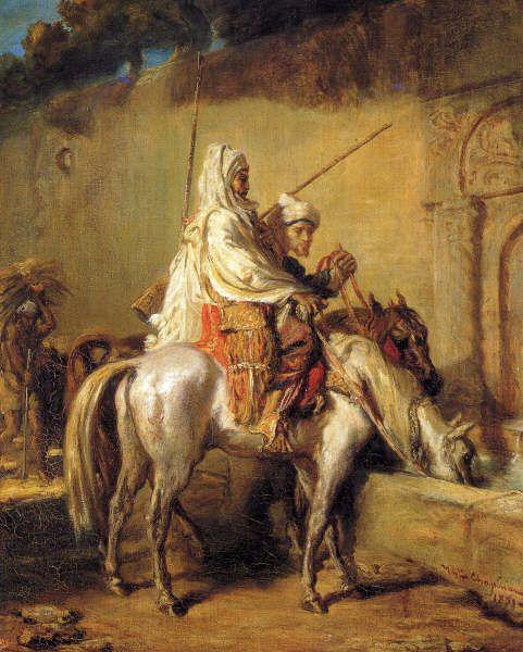 Eugène Fromentin (1820-1876) - Algérie