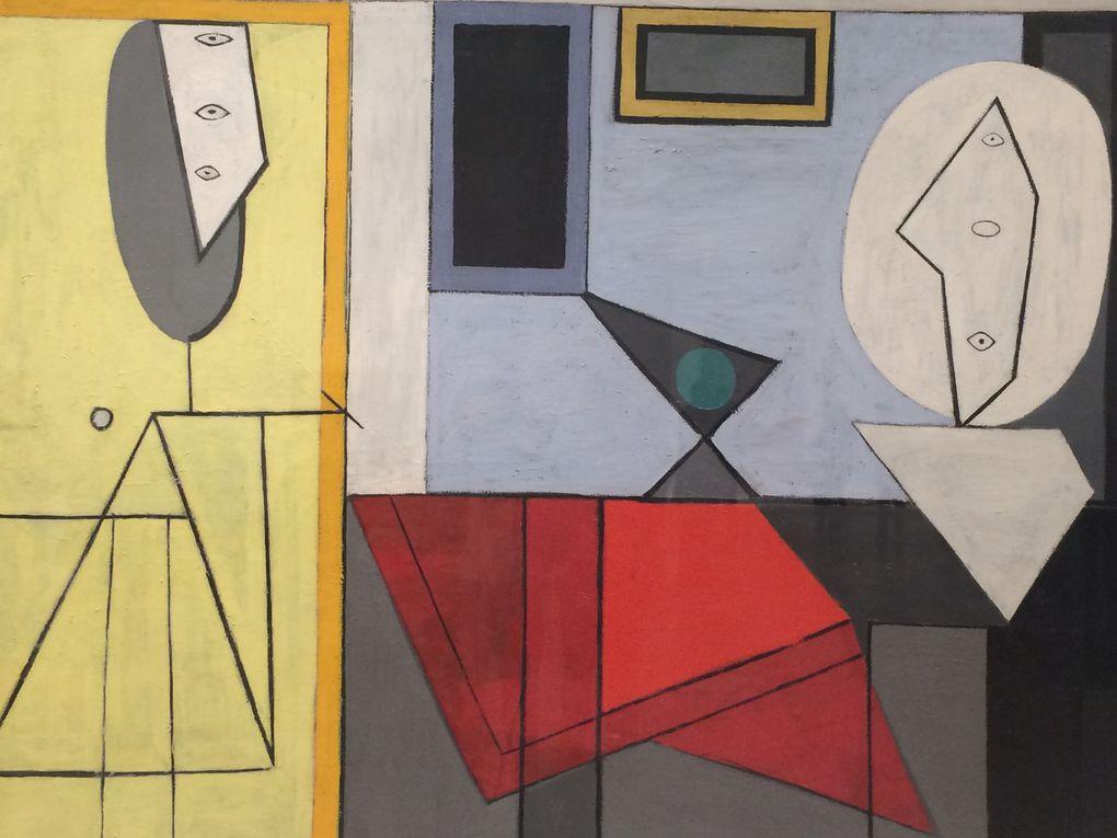 Cézanne, Dali, Chirico, Hopper, Klimt, Magritte, Matisse, Picasso, Warhol, Lichtenstein