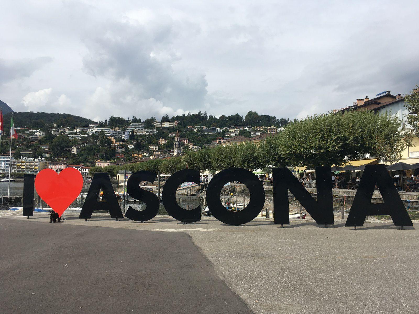 16 septembre 2021 : Ascona