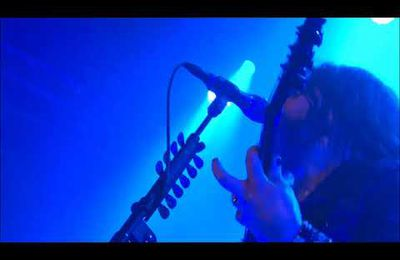 VIDEO - Nouvelle video de MACHINE HEAD à Paris live