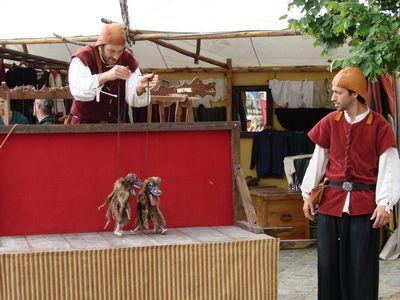 Une superbe fête médiévale à Rodemack, ville du Moyen Age