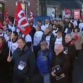 Ham : les habitants aux côtés des salariés contre la délocalisation de l'usine Sapag