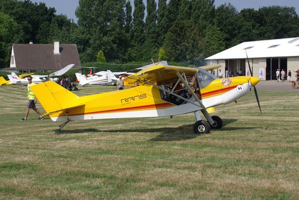 Rans S-6 Coyotte concurrents 91 et 94. (diapo 2 photos)