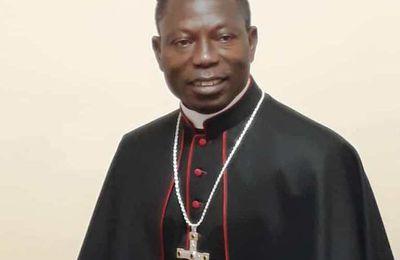 Ordination Episcopale : Mgr Théophile NARE, nouvel évêque du Diocèse de KAYA au Burkina Faso