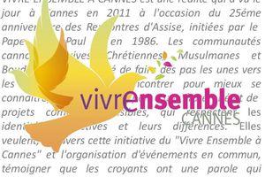 """Association """"Vivre ensemble à Cannes"""" (VEAC) : quelques phrases à méditer en cette période difficile ..."""