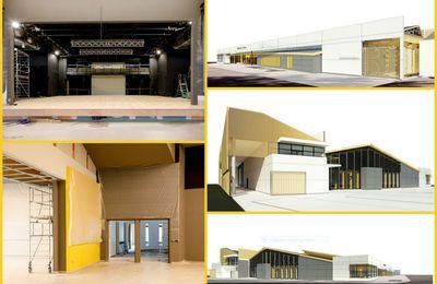 L'Unisson !, salle des Fêtes rénovée à Saint Jean de la Ruelle – Fin des travaux début de l'été 2021