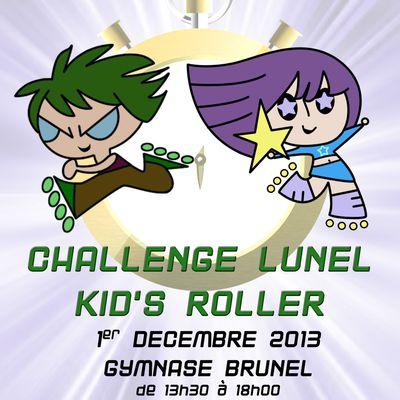 Roller kid's Lunel dimanche 1er dec.