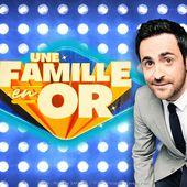 Les coulisses d'Une Famille En Or avec Camille Combal ! #UFEO - SANSURE.FR