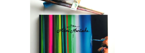 ART Volume 4 de Rémi Bertoche - Récits, peintures du surfeur voyageur