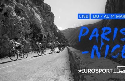 La 79e édition du Paris - Nice à suivre dès ce dimanche sur Eurosport