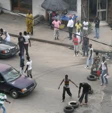 La situation en Côte d'Ivoire