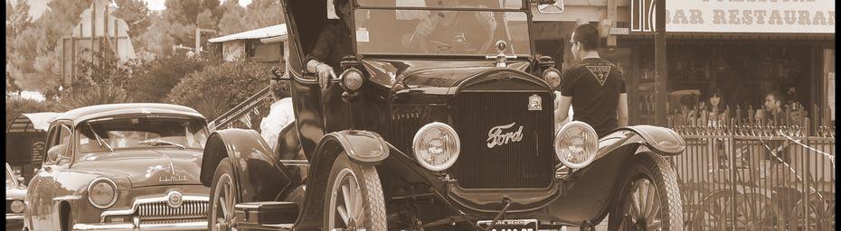 Classic Car Day 2011 Cuges les Pins
