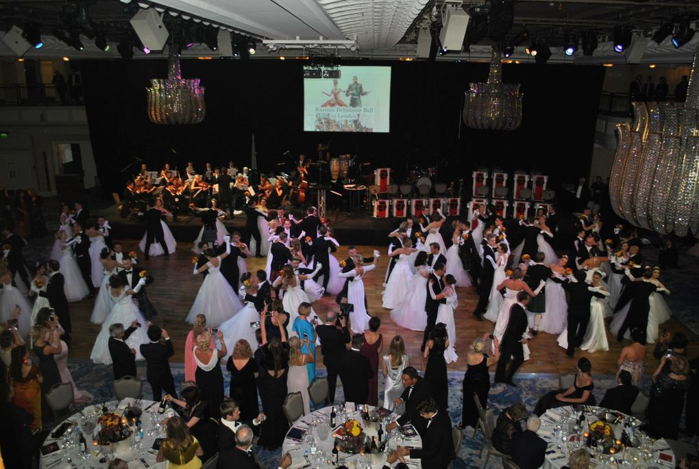 "The ""RUSSIAN DEBUTANTE BALL 2017"" ON THE  47H OF NOVEMBER AT THE GROSVENOR HOUSE - LONDON"